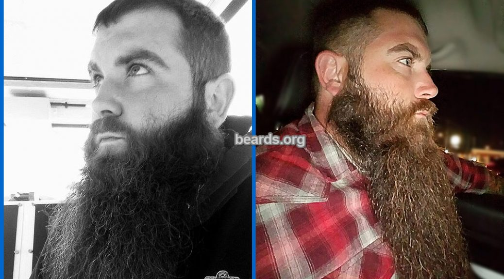 Casey, featured beard image
