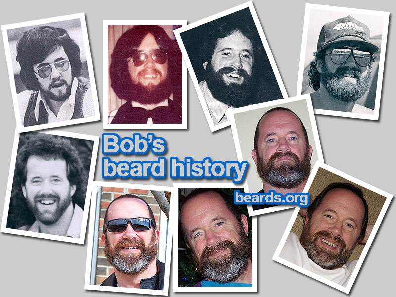 Click to go to Bob's beard history photo album.