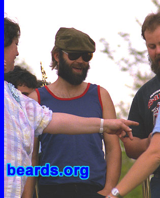 beard-growing contest fun