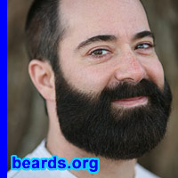 photo of Rich's amazing beard
