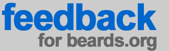 feedback for beards.org
