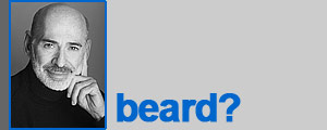 Glenn Alterman: Beard?