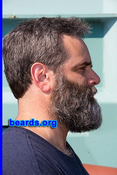 Beard Sideburns Should Be Trimmed In A Straight Line From The Point Your Sideburn Meets
