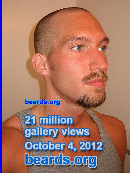 21 million beards.org gallery views