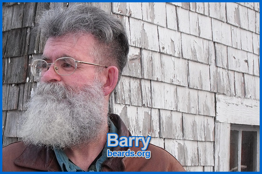 Barry's great beard