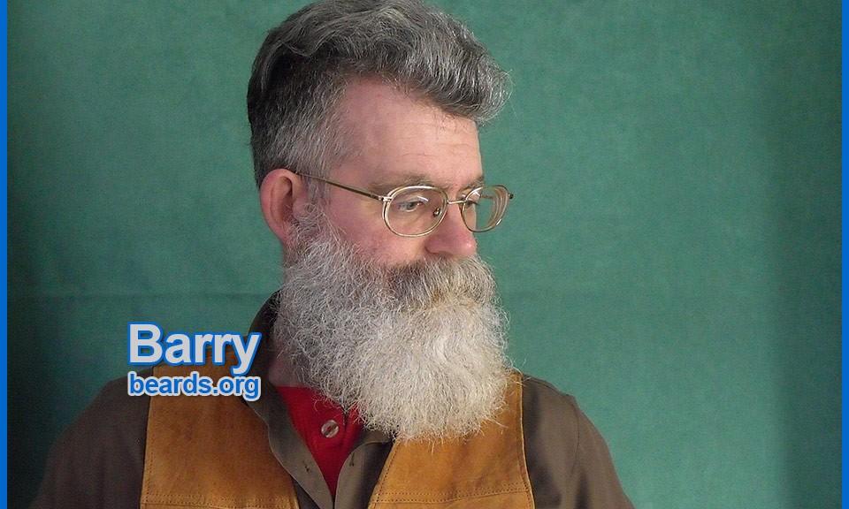 Barry's great beard