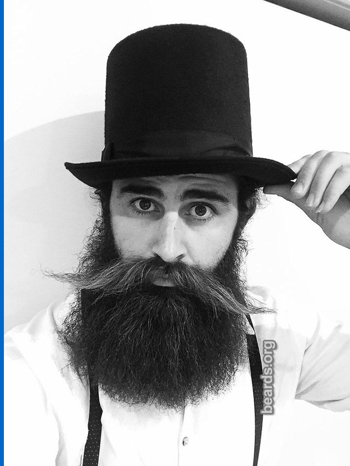 Kurtis, beard photo 4