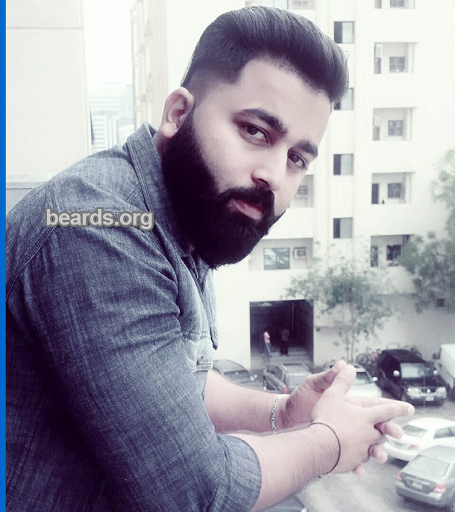 Fiyas' beard photo 6