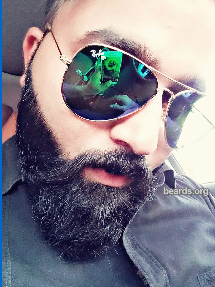 Fiyas' beard photo 7