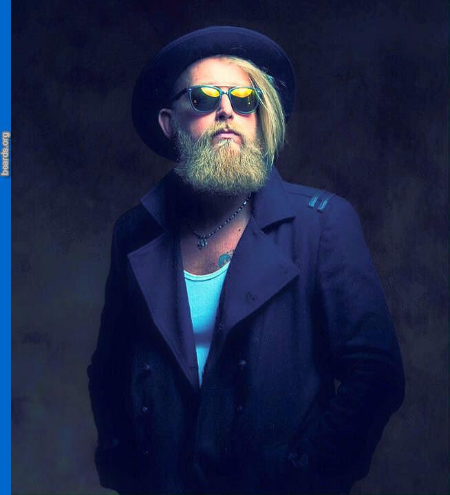 Phil, beard photo 3