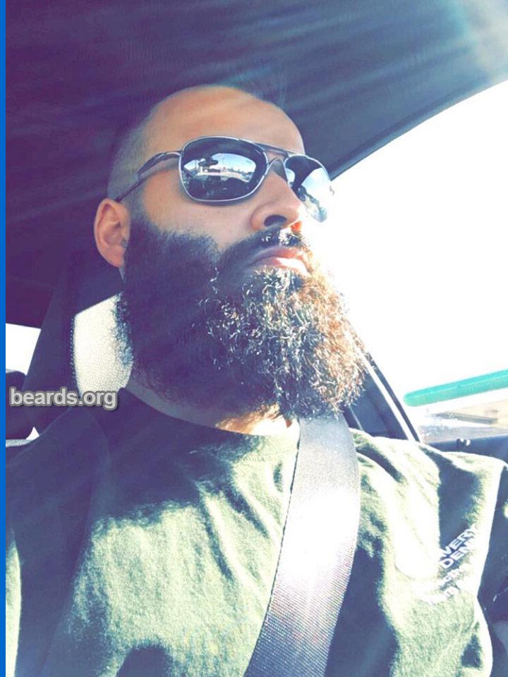Rob, beard photo 3