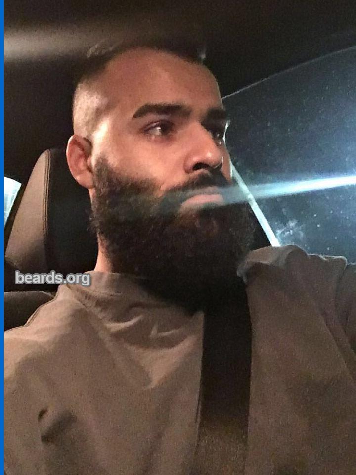 Rob, beard photo 4