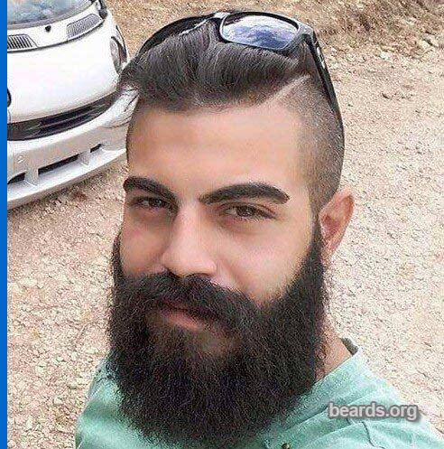 Stelios beard photo 1