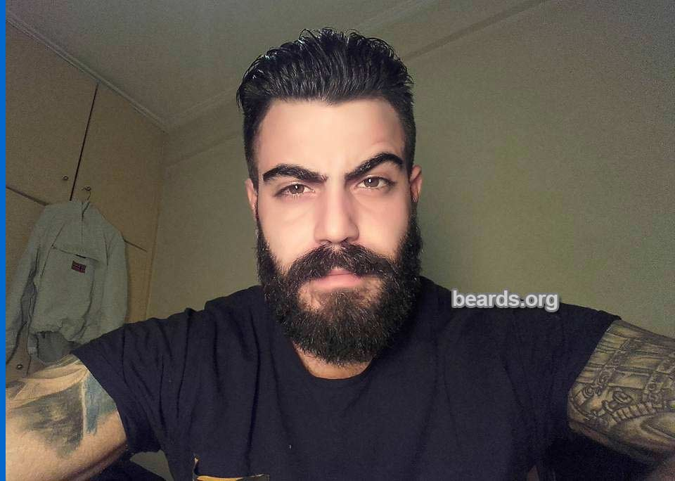 Stelios beard photo 2