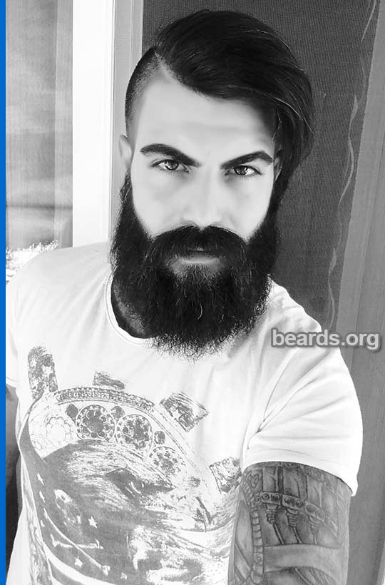 Stelios beard photo 6