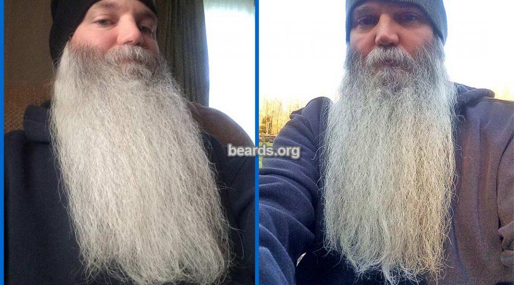 Steve, featured beard image