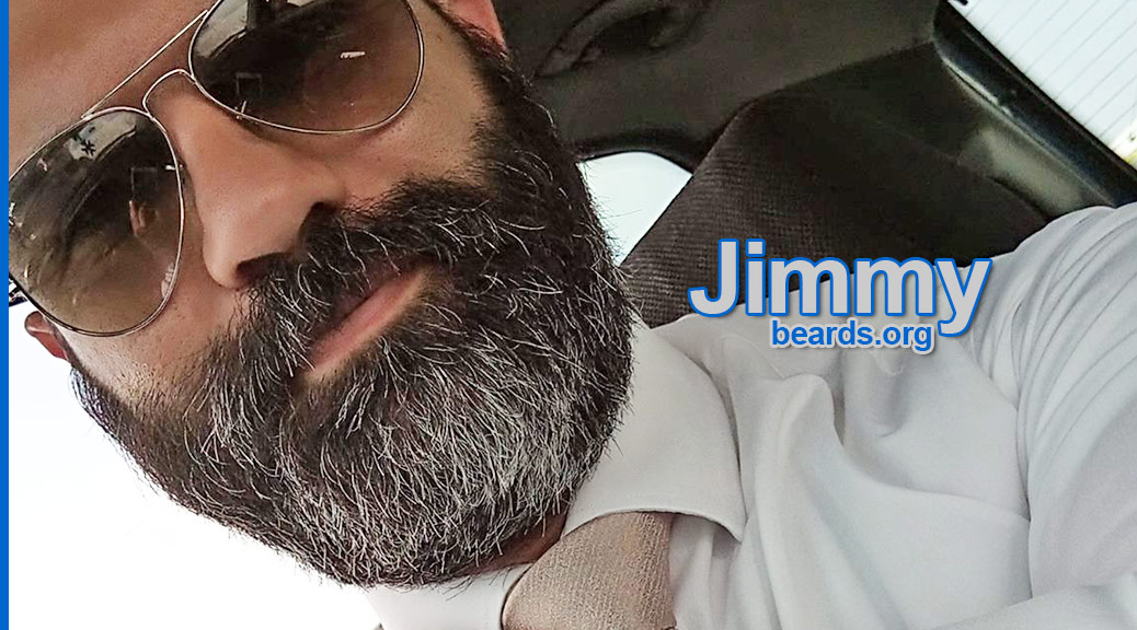 Jimmy's strong beard, featured image