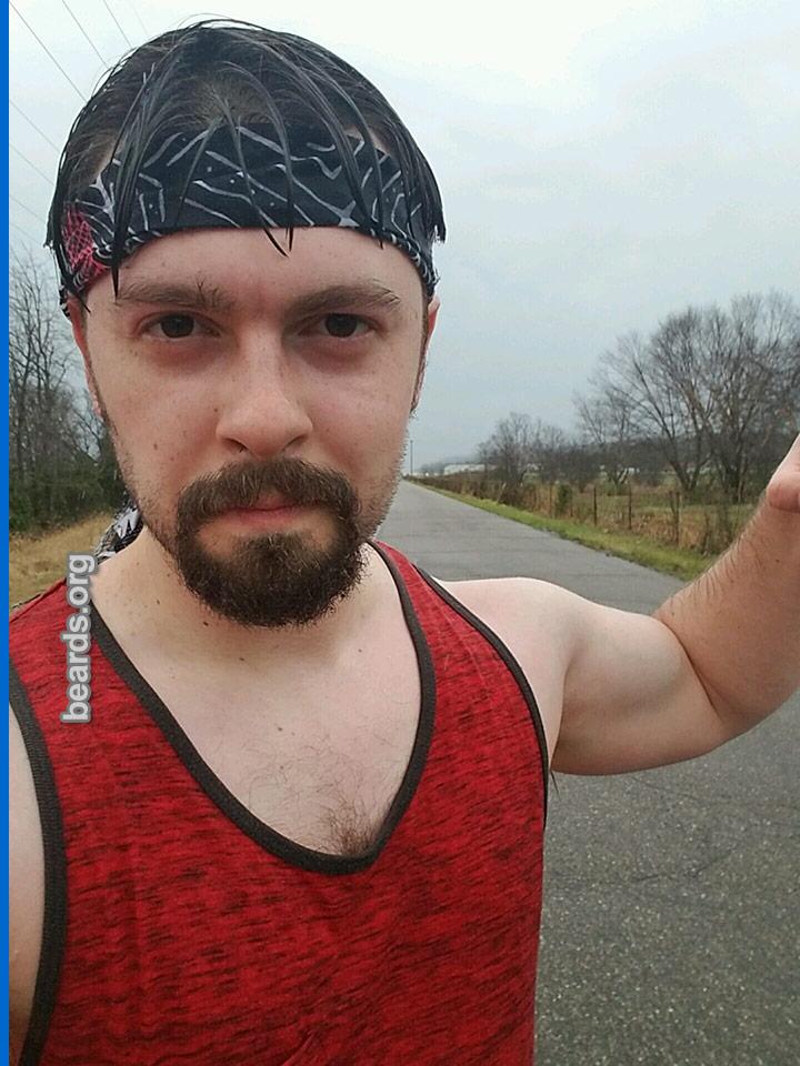 Derrick, beard photo 4