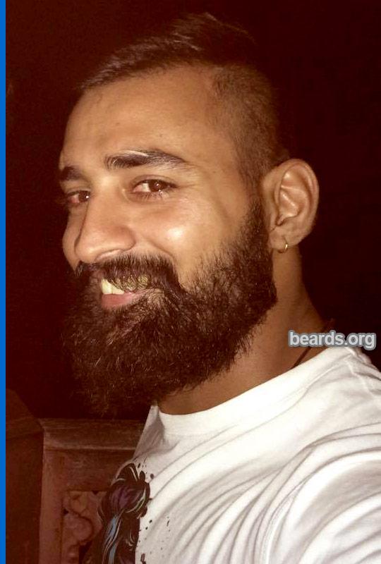Rahul, beard photo 5