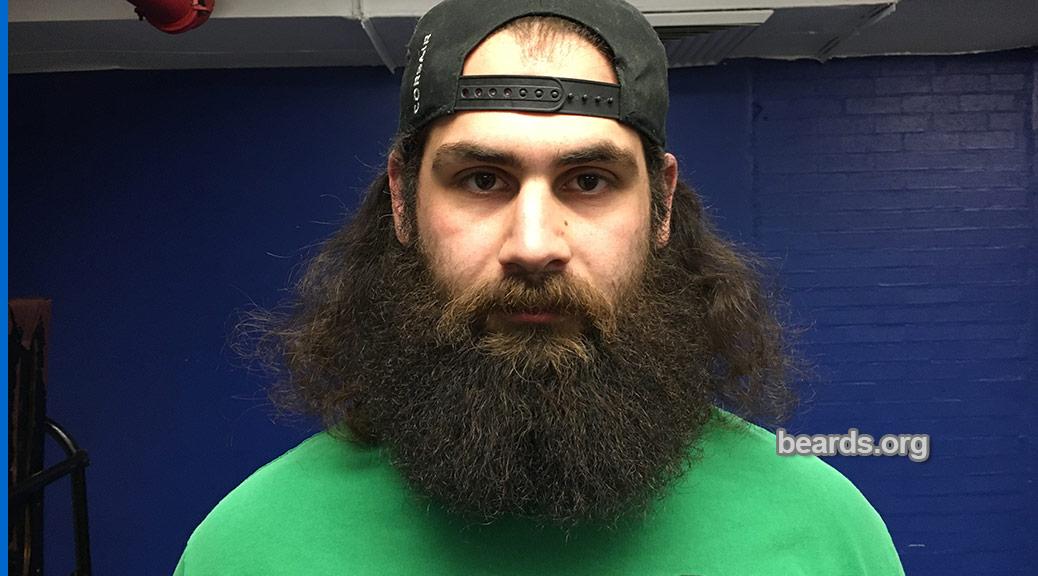 John, featured beard image