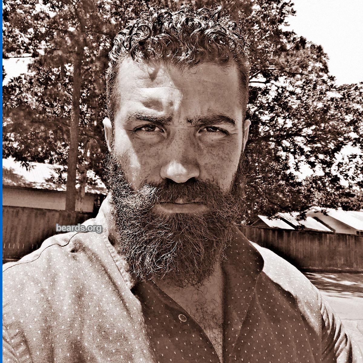 Sam, beard photo 1