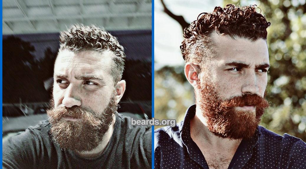 Sam, featured beard image