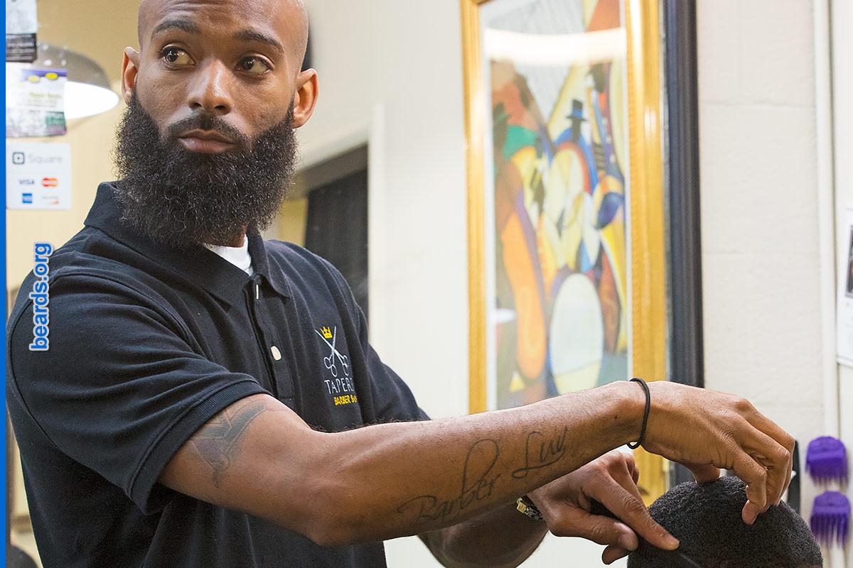 Virgil, barber beard image 3