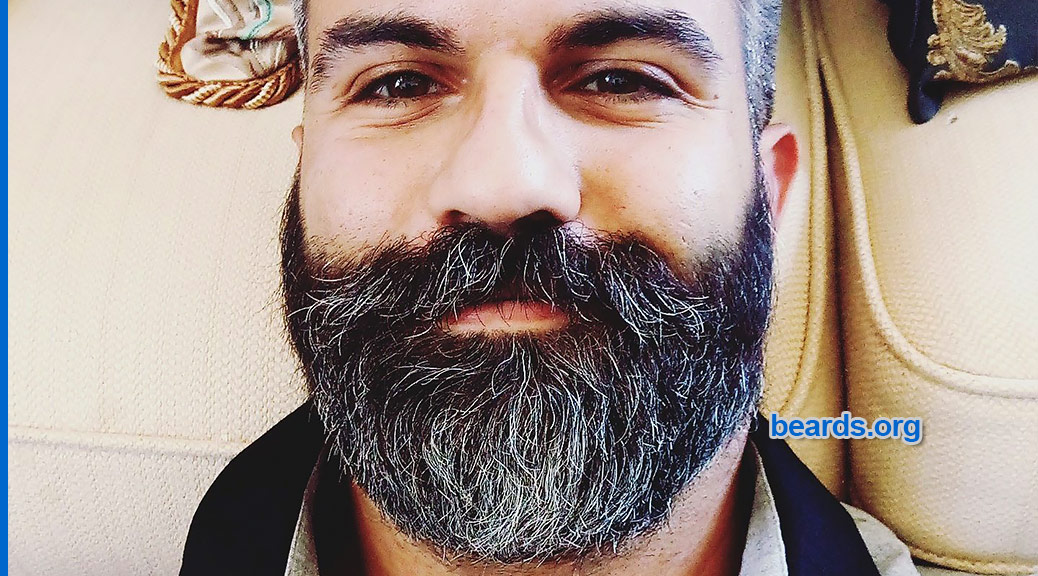 Jimmy's beard, updated
