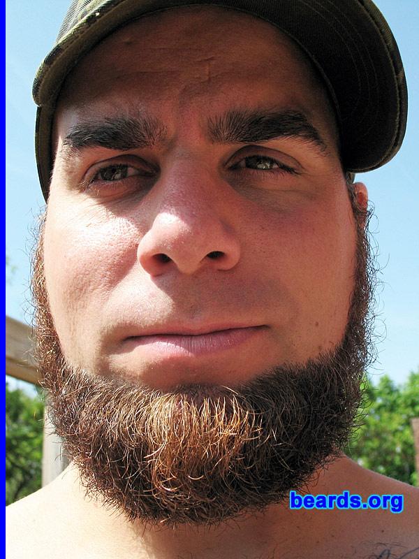 Chin curtain beard - photo#15