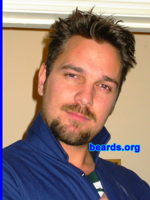 how to grow french cut beard