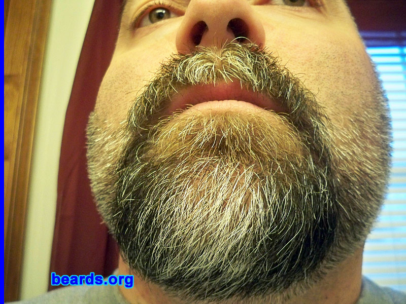 Kevin\'s beard coloring experience - Kevin, before coloring - beards ...