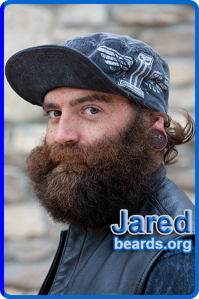 Sensational Jared39S Amazingly Awesome Beard All About Beards Short Hairstyles For Black Women Fulllsitofus