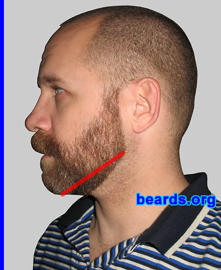 Marvelous Designing A Neck Line For Your Full Beard All About Beards Short Hairstyles Gunalazisus