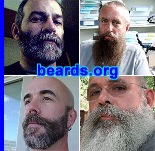 beards of the world